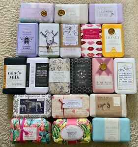 NEW Castelbel Porto Anthropologie Luxury Bar Soap Portugal (Packaged) - B2G1Free