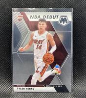 Tyler Herro Rookie NBA DEBUT 2020 Mosaic Basketball Panini #280 Miami Heat