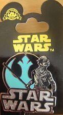 Disney Star Wars: The Force Awakens- Rey - Rebel Alliance Pin -  New on Card