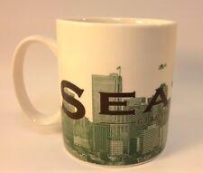 Starbucks Coffee The Emerald City Collectable Mug 2006 18oz