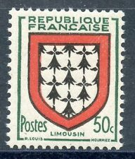 STAMP / TIMBRE FRANCE NEUF N° 900 ** BLASON LIMOUSIN