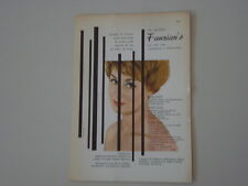 advertising Pubblicità 1960 FAUZIAN'S