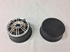 6.5 Speaker Pods - Flat, Round With Bottom