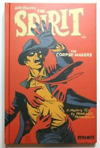 THE SPIRIT CORPSE MAKERS HC * SIGNED & REMARKED BY FRANCAVILLA * SOLD OUT!!
