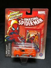 Johnny Lightning 1955 Ford Panel Delivery Amazing SPIDER-MAN 1:64 scale