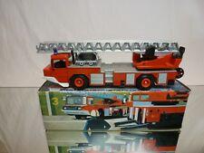 GAMA 3546 MAGIRUS DEUTZ DL 23-12 FIRE BRIGADE LADDER TRUCK - EXCELLENT IN BOX