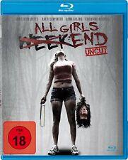 All Girls (Week)End - Uncut (Blu-ray) [2016]Mystery-Horrorthriller * NEU & OVP *