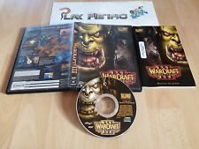 PC WARCRAFT III 3 REIGN OF CHAOS COMPLETO PAL ESPAÑA