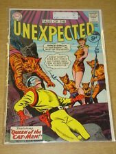 TALES OF THE UNEXPECTED #80 VG (4.0) DC COMICS JANUARY 1964 **