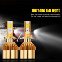 1PC H8 H9 H11 LED Car Headlight Light Yellow&White 3000K 6000K 38W Fog Bulb