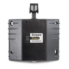 Fireco Black Dorgard Fire Door Retainer Holder With SmartSound Technology