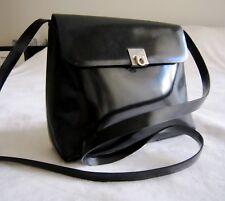 Picard Designer Black Leather Bag Germany