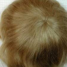 Reborn Baby Supplies ~ Honey Blonde ~ Kemper Mohair Wig, size 12-13 - 207