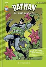 Batman 05: Der tödliche Garten von Blake A. Hoena (2012, Gebunden)