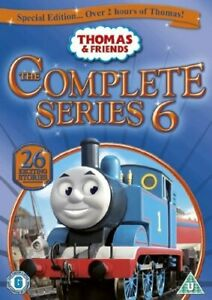 Thomas and Friends - The Complete Series 6 [DVD][Region 2]