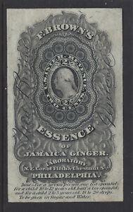Bigjake: RS38b, 2 cent  Fred Brown Co., Match & Medicine