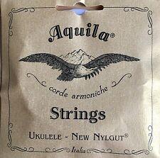 Saiten für Konzert Ukulele original AQUILA New Nylgut - Concert Uke