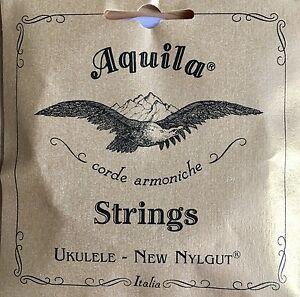 Saiten für Konzert Ukulele original AQUILA New Nylgut - Concert Uke | 7u