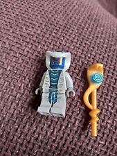 Lego minifigure ninjago rattla snake with snake serpent staff