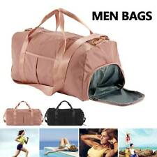 Men&women's Tote Bag Sports Duffle Holiday Workout Gym Yoga Carry Luggage Travel