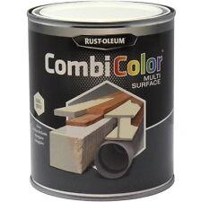 Rust-Oleum combicolor Multi-Surface PEINTURE BLANC BRILLANT 2.5L RAL 9010