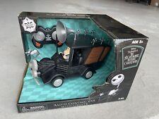 Disney Nightmare Before Christmas Mayor Radio Remote Control Rc Car with Lights