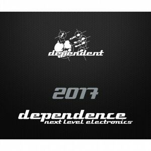 dependent Records 2017 Compilation Album 17 Tracks Rare Item