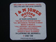 J & M JONES MOTORS PTY LTD 79 LATROBE RD MORWELL 342133 MORWELL HOTEL COASTER