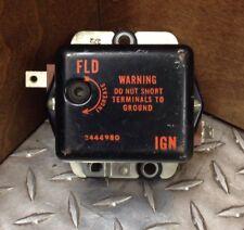 NOS Mopar 1964-69 Chrysler, Dodge, Plymouth Adjustable Voltage Regulator