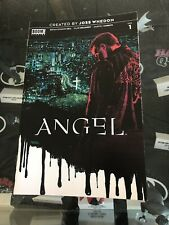 Angel #1 Boom! Studios (2019) Panosian Cover Whedon Buffy Spinoff Hill Melnikov