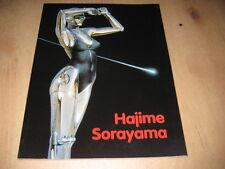 Hajime Sorayama - Pin Up Bildband