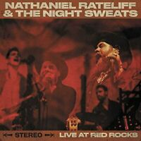 Nathaniel Rateliff and The Night Sweats - Live at Red Rocks [CD]