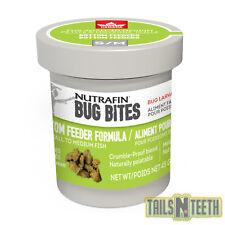 Nutrafin Bug Bites Bottom Feeder S/M 45g - 1.4-1.6mm Granules for Corys, Loaches