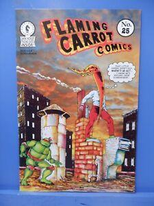 Flaming Carrot #25 Teenage Mutant Ninja Turtles Dark Horse Comics CB23759