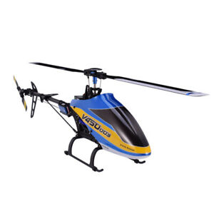 Walkera V450D03 6CH 6-Axis Stabilization System Single Blade Helicopter US Plug