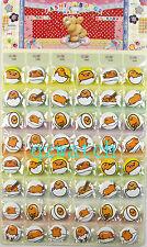 48 Pcs Gudetama Kids Cartoon Button Pin Badge 30MM 3CM Wholesale