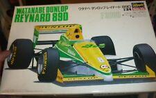 Hasegawa CF-8 Watanabe Dunlop Reynard 89D D3000 F1 1/24 Model Car Mountain