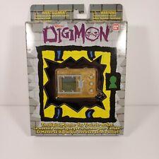 Digimon Tamagotchi New - Virtual Yellow - 20th Anniversary Edition - Bandai