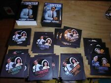 Hunter: The Complete Series (DVD, 2010, 28-Disc Set) w/ Slipcover Fred Dryer