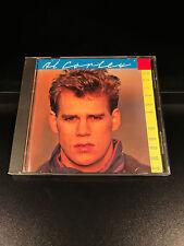 Al Corley; Square Rooms; Import CD-1984-VG Condition-Mercury Records
