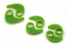 Brand New REPLACEMENT SILICONE EAR FINS FOR JayBird X2 3 pairs S/M/L (CHARGE)
