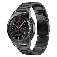 Samsung Gear S3 Frontier Watch Band Stainless Steel Strap Wrist Band Replacement