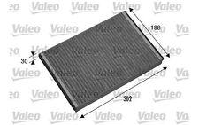 VALEO Filtro, aire habitáculo OPEL ASTRA VAUXHALL ASTRAVAN ZAFIRA 698875