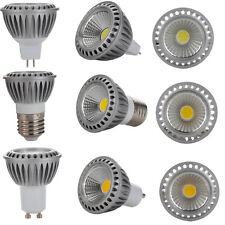 Dimmable LED Spot Light Bulbs E27 GU10 MR16 15W COB Lamp 220V 12V Energy Saving