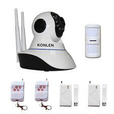 Wi fi Camera IP Kamera HD 720P Home Security Wireless Surveillance Alarm System