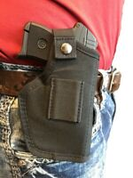 THE ULTIMATE OWB NYLON GUN HOLSTER FOR RUGER LCP-2