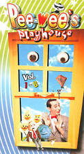 Pee-Wees Playhouse: Collectors Gift Set (VHS, 1996, 8-Tape Set)