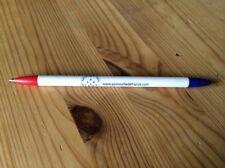 Stylo bleu et rouge Patrouille de France 2014
