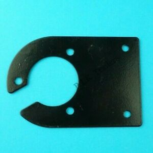 Socket Mounting Plate Bracket with Slot for 7 Pin & 13 Pin Trailer Socket