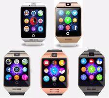 Premium SmartWatch Q18 Bluetooth Uhr Samsung iPhone SONY Android SIM Smart Watch